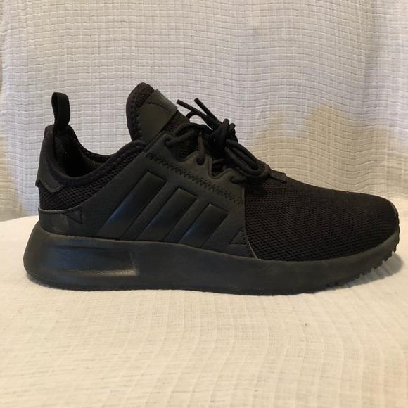 Adidas X_PLR , Black Monochrome